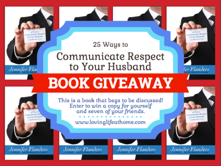 A book to discuss with your married friends -- enter to win 8 copies, and you can easily do just that!